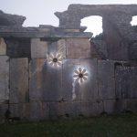 Michela Del Conte - impatiens - 2016-17 - installazione presso amiternum - l'aquila