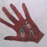 michela del conte L'uomo è intelligente perché ha le mani daunia land art